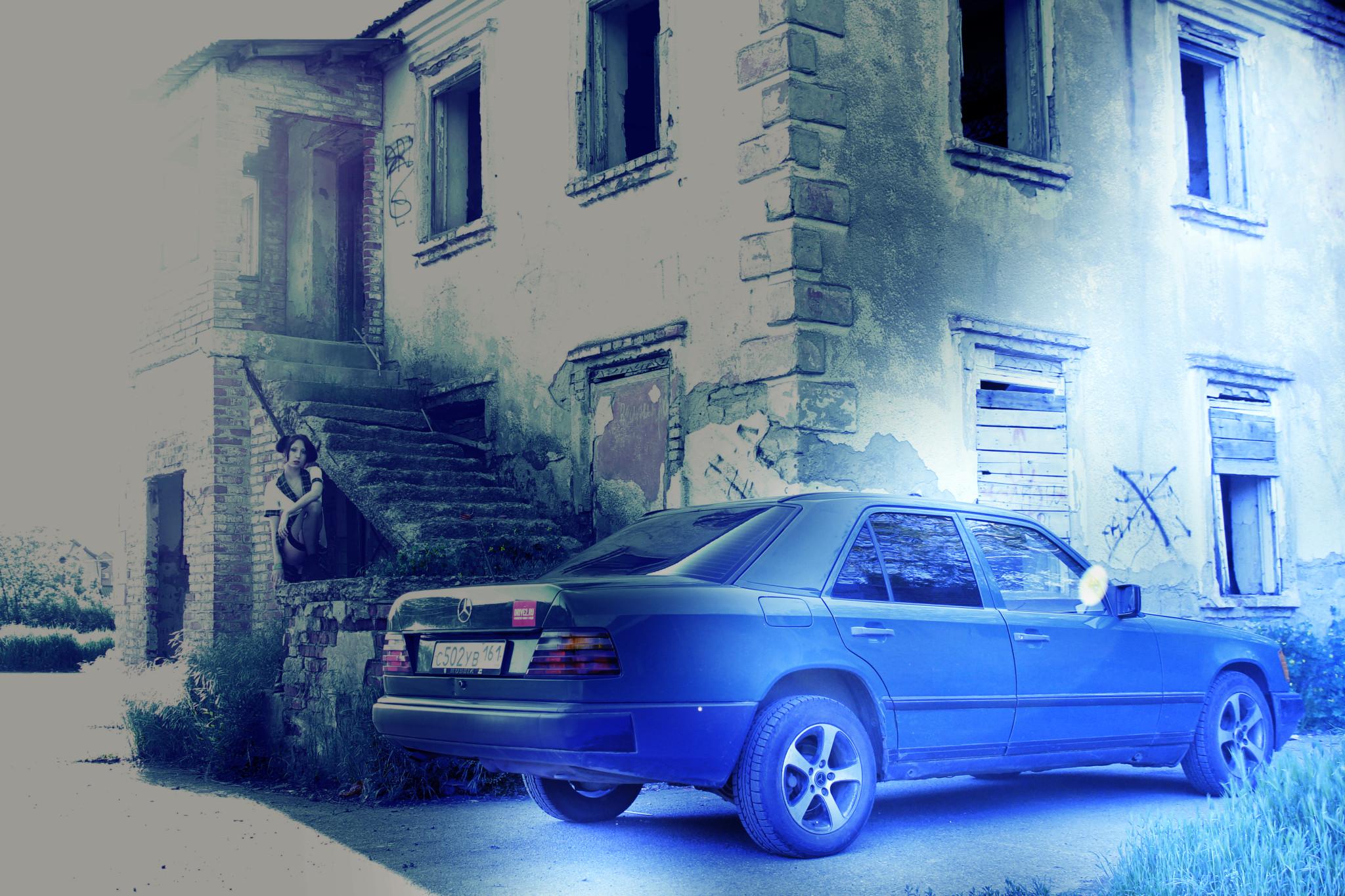 Mercedes-Benz W124 фото