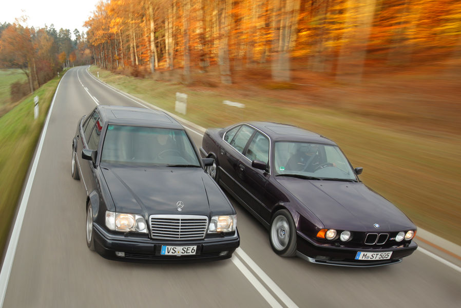 E500 vs M5